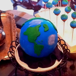 planet earth map school project - photo #4