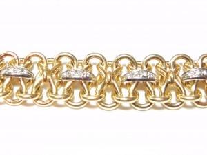 it's golden at Croghan's jewel box  45585