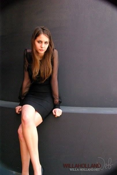 Willa Holland is HOT  ...