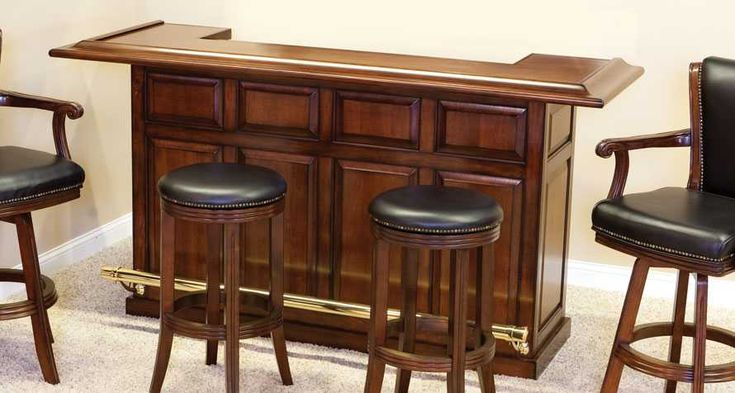 Simple classic home bar ideas home ideas pinterest - Simple bar designs ...