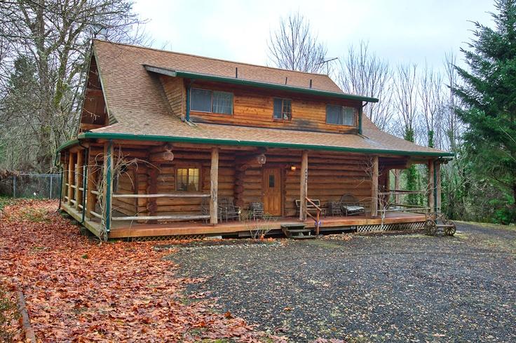 13 artistic log home porches home plans blueprints 17903 for Log home porches