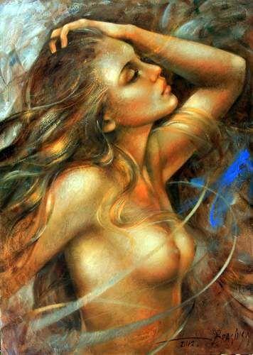 Nude By Arthur Braginsky