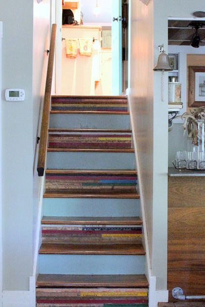 Farmhouse Staircase By Sara Bates Your Best Diy Projects
