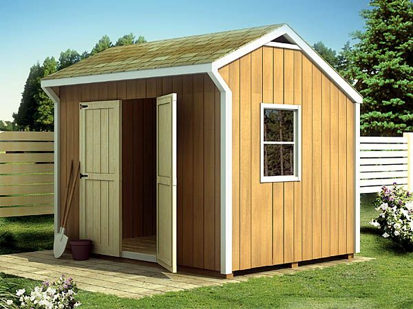 salt box shed plan 90030 this salt box style shed