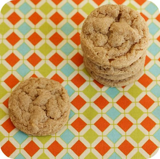 vegan chewy maple cookies- may substitute vegan butter and yogurt for ...