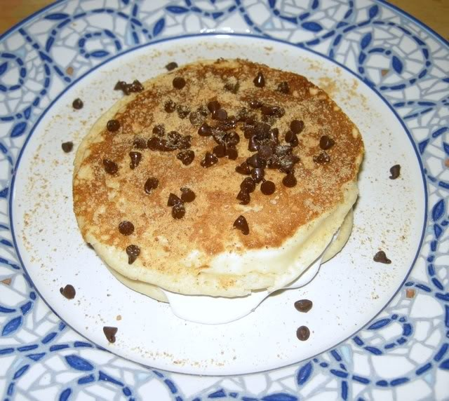 Ooey-Gooey Pancake S'mores* | T&T Cooking and Baking | Pinterest