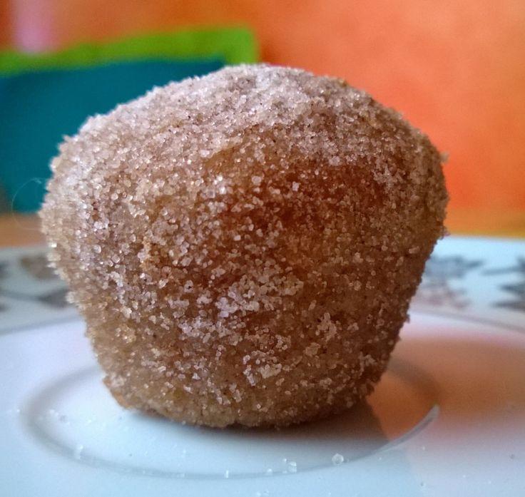 pumpkin donut muffin - gluten free | Good Start to the Day | Pinterest