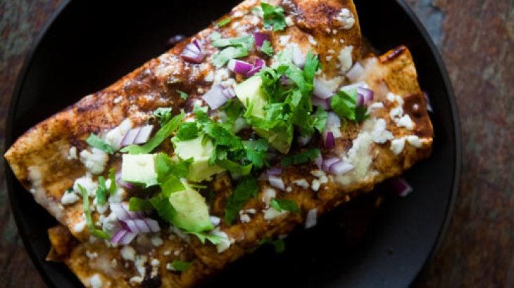 Turkey Enchiladas | recipes | Pinterest