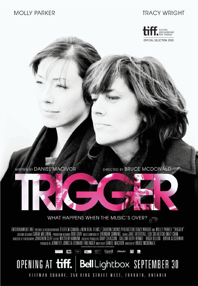 Trigger (2010) is the story of two rock n' roll women who once shared ...