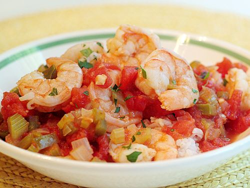 Shrimp Creole: I love shrimp creole & haven't made it in a long time.