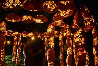 Rise Of The Jack O 39 Lanterns Places To Go Pinterest