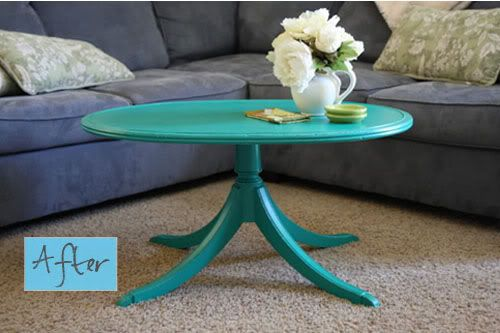 better after round coffee table decorating the blue