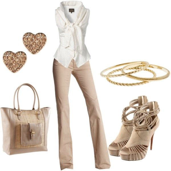 """""""Business Casual"""" by deborah-simmons on Polyvore"""