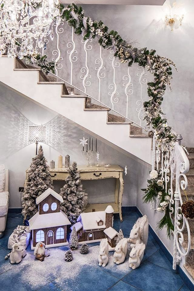 shabby and charme natale pinterest. Black Bedroom Furniture Sets. Home Design Ideas