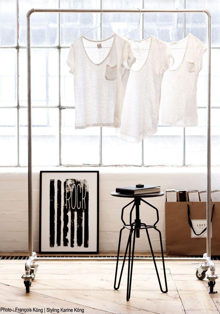 sewing space, workspace, workshop, Pracownia krawiecka, jak zorganizować przestrzeń do szycia, niezbędnik krawcowej, storage, przechowywanie w pracowni,