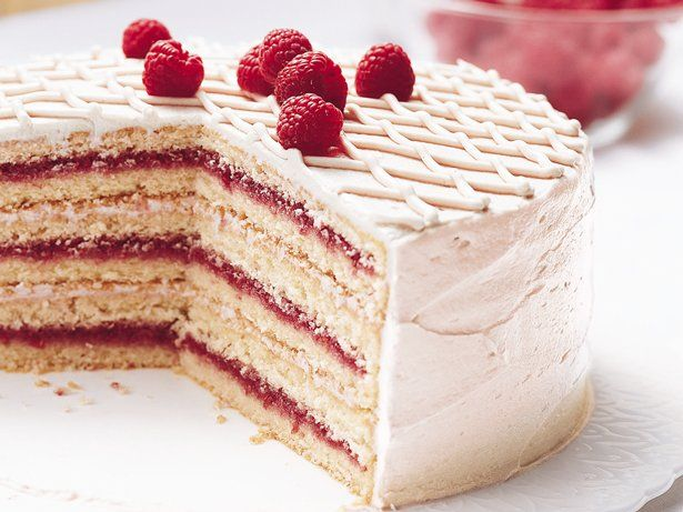 ... great vanilla white cake recipe - very versatile for other cakes