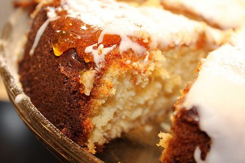 Sticky Orange Cake With Marmalade Glaze Recipes — Dishmaps