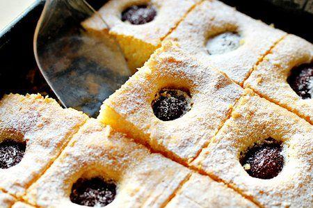 dimply plum cake.....yummy! | Food | Pinterest