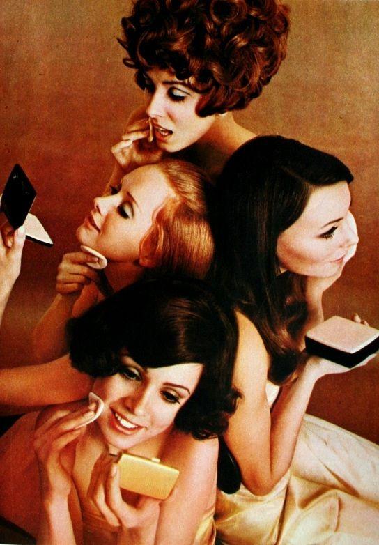 Lancôme advertisement, 1969