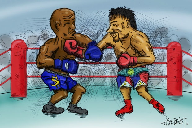 Keeping Score: Who Has More to Lose, Pacquiao or Mayweather?