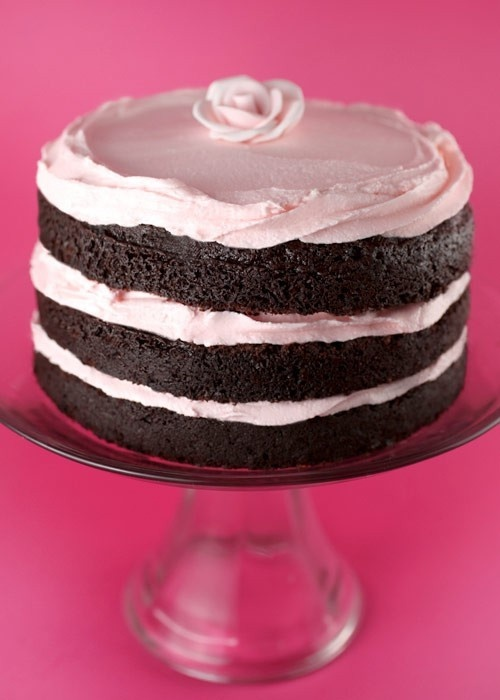 Tomboy Cake Recipe baking-ideas | Food | Pinterest
