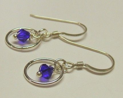 ear hooks, wire, beads, closed rings, head pins