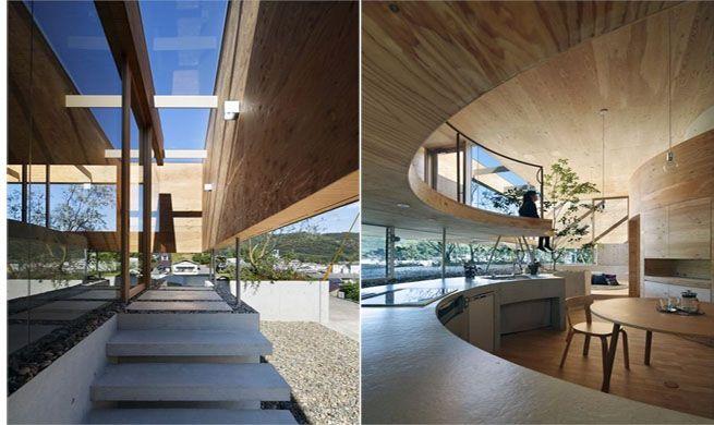 casa minimalista y zen en jap n arte y arquitectura