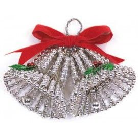 Free Diy Beaded Bells Christmas Ornament   Search Results   Calendar ...