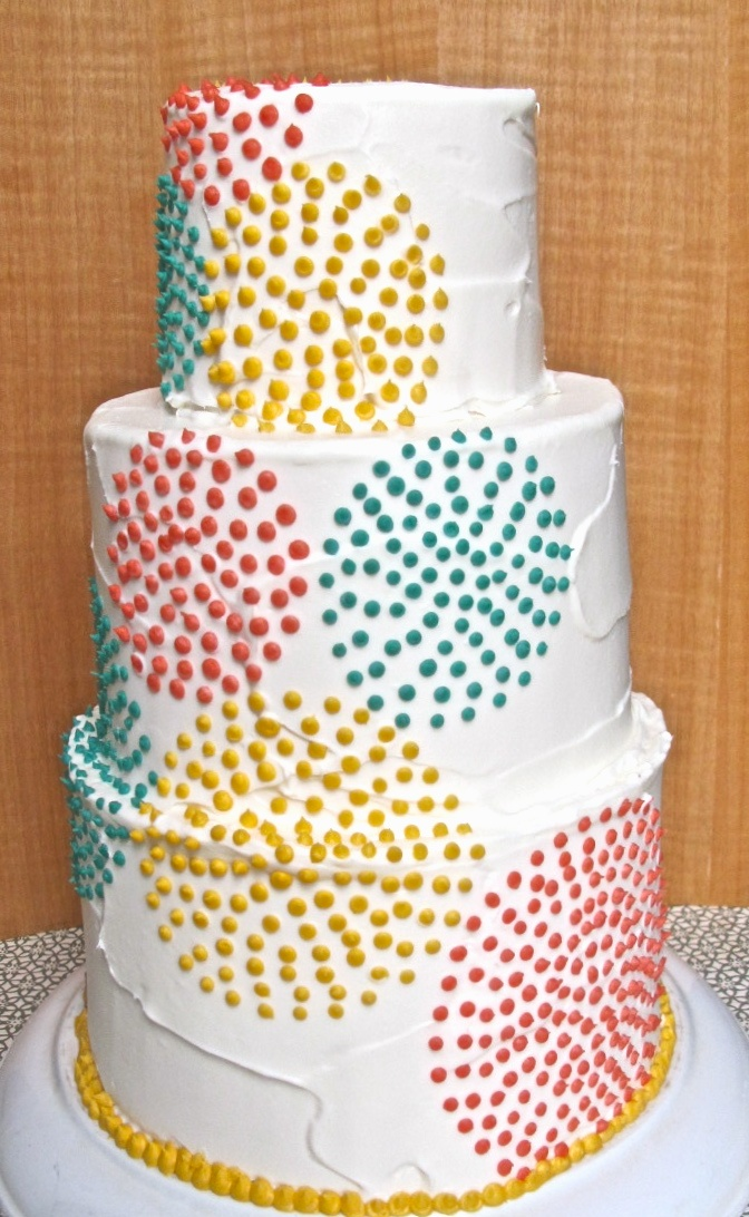 Firecracker Cake | Firecracker - First Birthday | Pinterest
