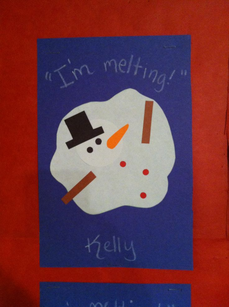 More like this: melted snowman , snowman and crafts .