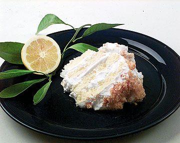 Lemon Crunch Cake | Hawaiian Desserts/Entrees (Island Cuisine) | Pint ...