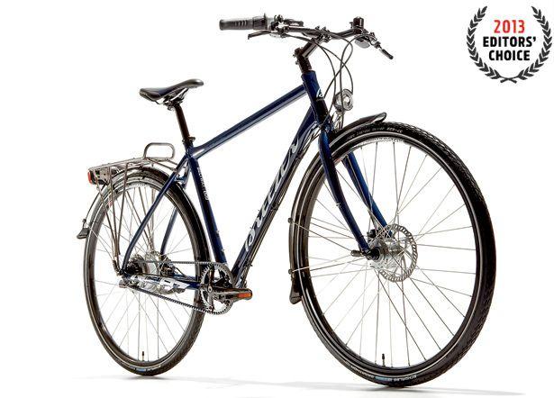 Best Urban Bike: Breezer Beltway Infinity