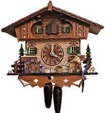 A Look at Cuckoo Clock Movement