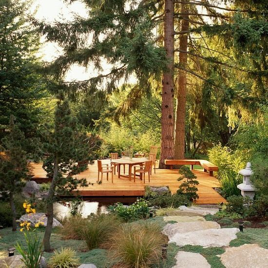Backyard Dream Meaning : Al fresco dining given new meaning  Beautiful Spaces  Pinterest
