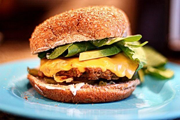 easy southwest turkey burgers | Recipes | Pinterest