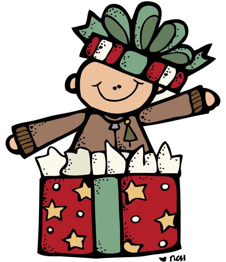 Melonheadz Christmas Clip Art
