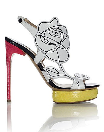 Nicholas Kirkwood Spring/ Summer 2012 Shoe Collection