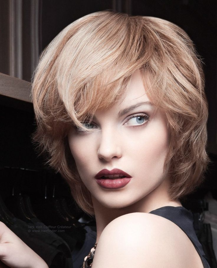 Pinterest Short Layered Haircuts