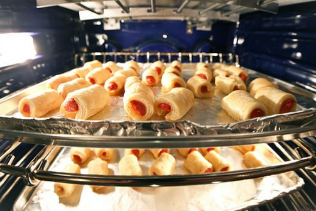 Low-carb Gluten-free Pigs in a Blanket | Recipe