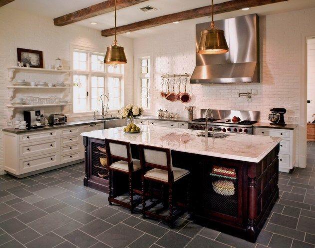 Tudor kitchen kitchen ideas pinterest for Tudor kitchen design