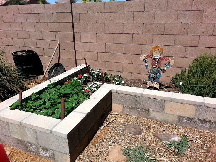 Above Ground Garden Raised Bed Garden Ideas Pinterest