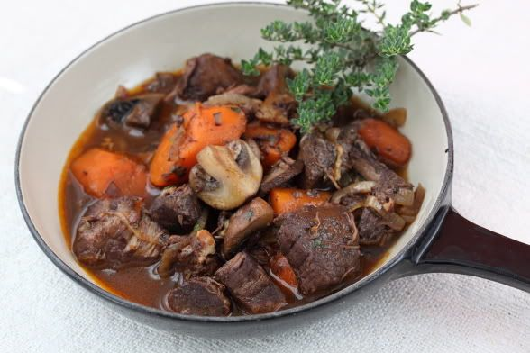 Julia Child's Beef Bourguignon | Dinner | Pinterest