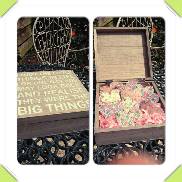 Wedding Gift Date Night : Date night box wedding gift!