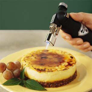 Caramel Nut Cheesecake Brûlée | Cakes | Pinterest