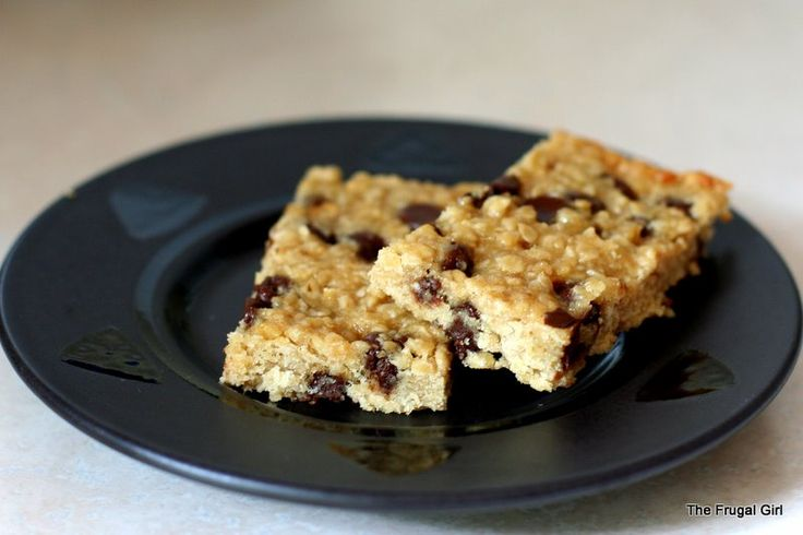 Homemade granola bar recipe to try | Rise and Shine | Pinterest