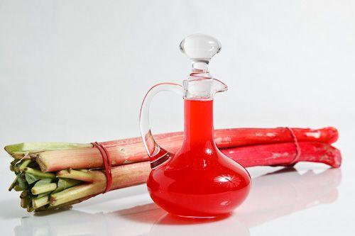 Rhubarb Syrup | Recipe