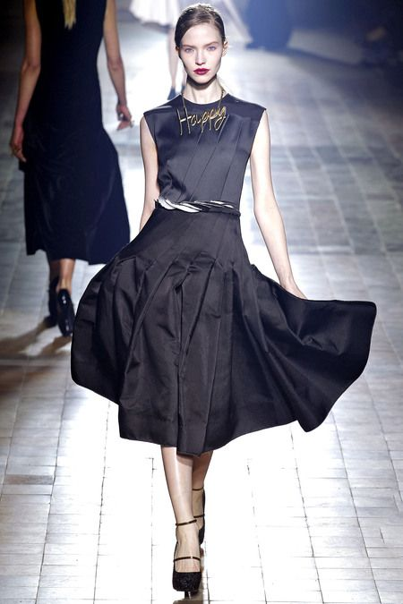 Lanvin_Fall 2013 Ready-To-Wear #pfw
