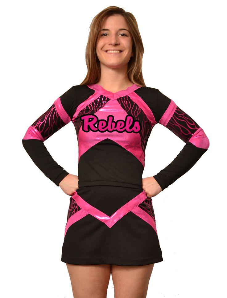 Pin by Mackenzie Ruff on Cheerleading uniforms | Pinterest