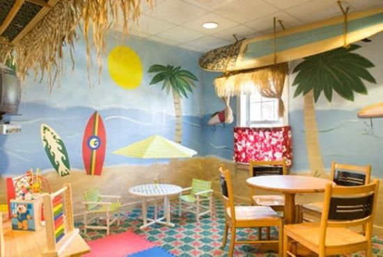 Kids beach room google search girl 39 s beach themed room for Beach themed kids room