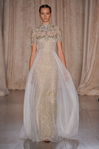 All the Looks: Marchesa Goes to India for Spring 2013 | StyleCaster News